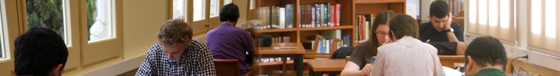 Web de la Biblioteca Episcopal del Seminari de Barcelona. És una biblioteca universitària i no forma part de la Xarxa de Biblioteques Municipals de la Diputació de Barcelona
